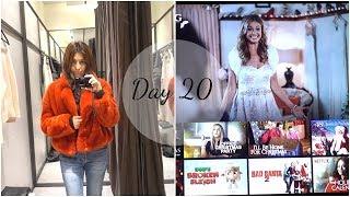 Fail day | Zara shopping | Cheesy movie | Vlogmas 2018 | Day 20