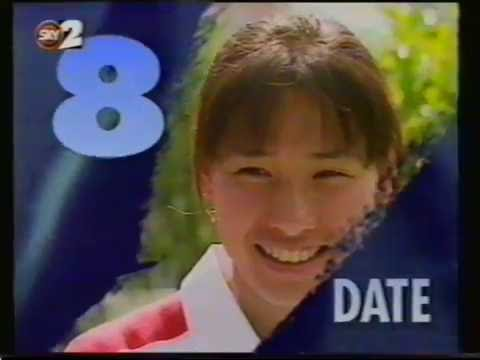 WTA Tour Magazine 1995 Paris Indoors Lipton