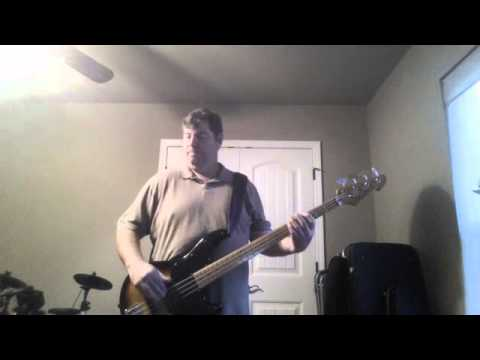 Hey Bartender   Lady Antebellum   Bass Cover