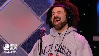 "Counting Crows Cover ""Friend of the Devil"" on the Howard Stern Show (2008)"