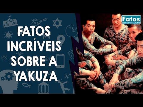 7 fatos incríveis sobre a YAKUZA