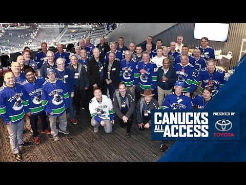 Canucks Father's Trip - All Access