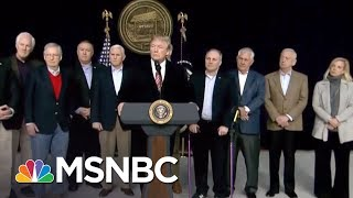 How Could The 25th Amendment Be Invoked? | MSNBC