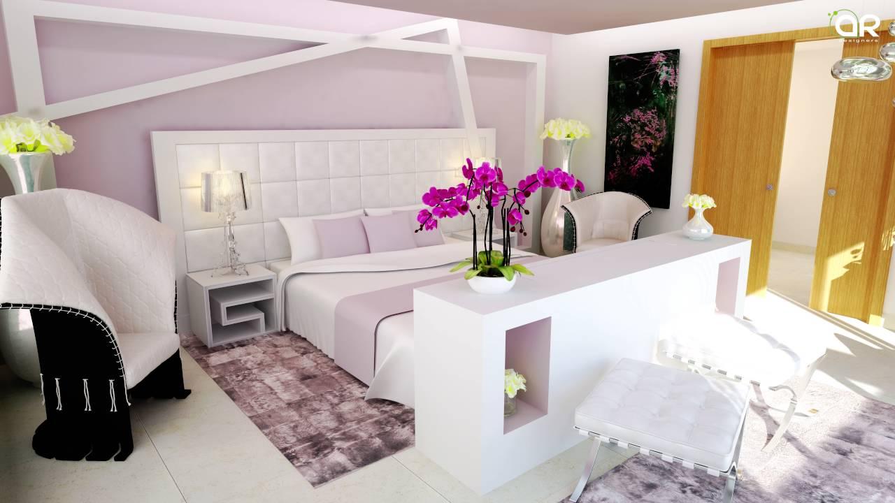 Villa projet de design despace intérieur et extérieur