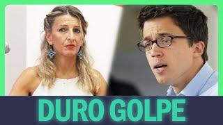 GOLPE de Yolanda Díaz contra Errejón