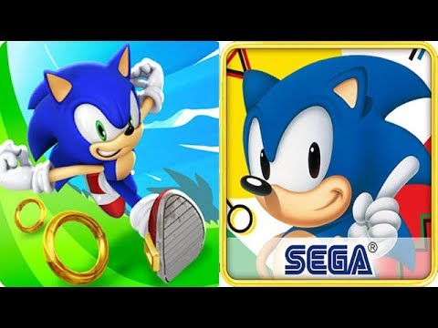 Sonic Dash vs Sonic the Hedgehog