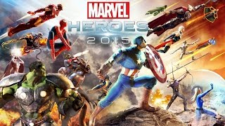Marvel Heroes 2015: Episode 17: The Muramasa Blade / Finding Sharon Carter