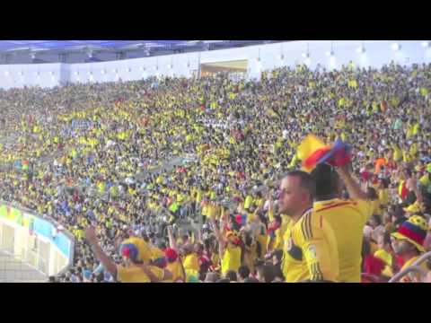 World Cup 2014 - The Fan Experience