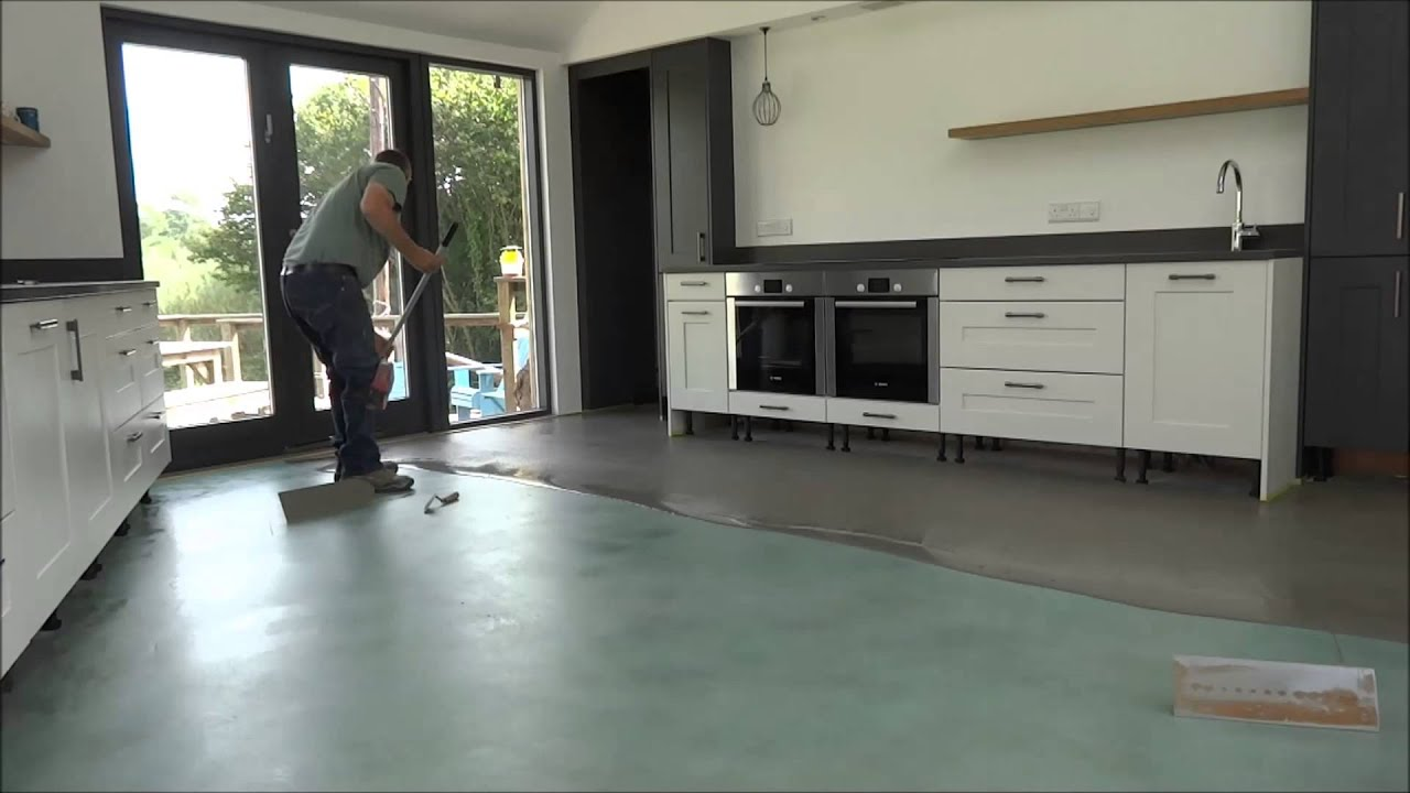 microtopping polished concrete averton gifford devon