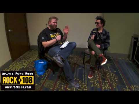 Ned-Rock 108 Interviews Synyster Gates of Avenged Sevenfold