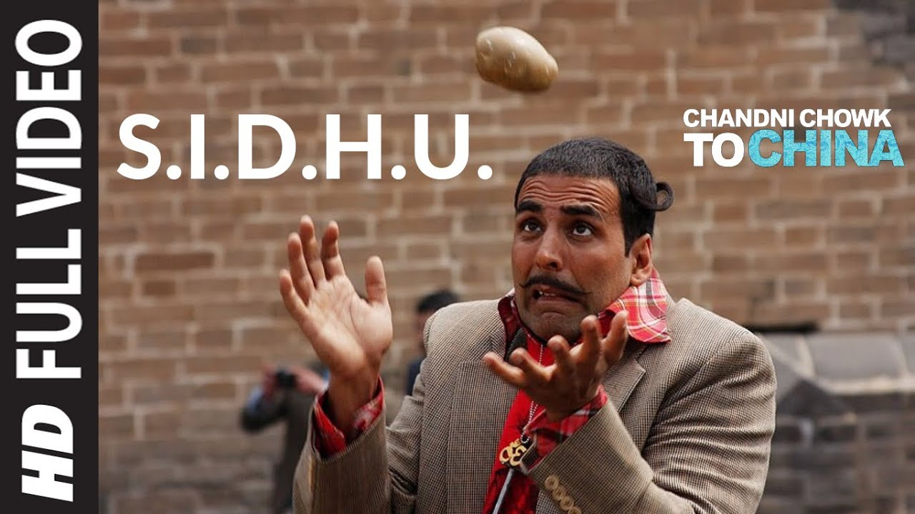 Download S.I.D.H.U. Full Video | Chandni Chowk To China | Akshay Kumar, Deepika Padukone | Kailash Kher