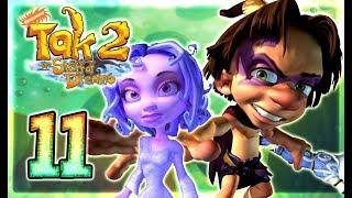 Tak 2: The Staff of Dreams Walkthrough Part 11 (PS2, XBOX, Gamecube)