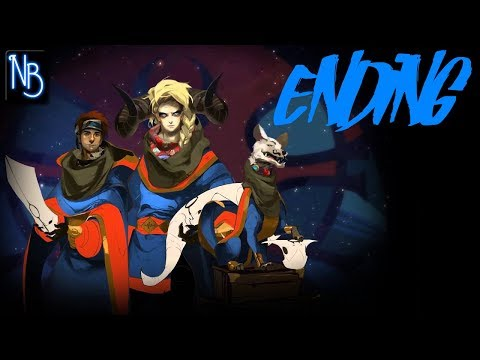Pyre Walkthrough Part 32 ENDING No Commentary