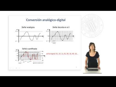 Señal analógica vs señal digital. | UPV