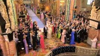Swedish Royal Wedding Victoria & Daniel - part 1 (2010)