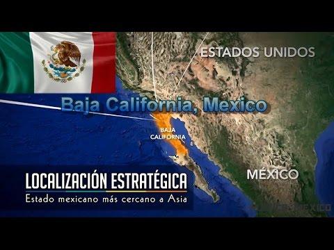 Gran Desarrollo del Estado de Baja California, Mexico
