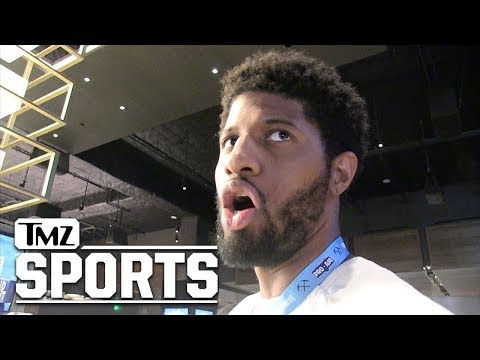 Paul George Says Chad Ochocinco Ain't The Fifa King, 'He Can't Beat Me!' | TMZ Sports