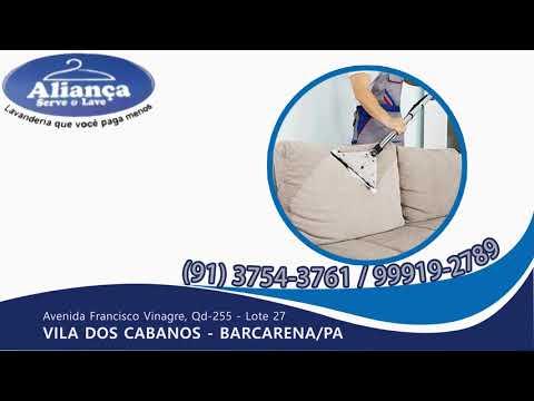 LAVANDERIA ALIANÇA - VILA DOS CABANOS