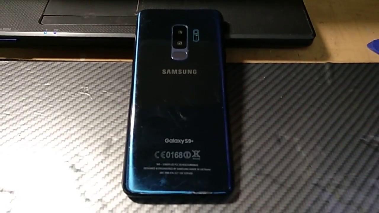 Samsung s9 falso y barato