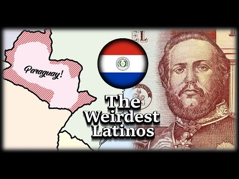 Paraguayans: The World's Weirdest Latinos