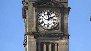 [癒しの音楽]Birmingham イギリス・バーミンガムぶらり旅