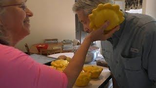 preserving the squash coming out our ears day 174