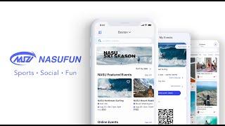 NASUFUN | App Promotion | Sports. Social. Fun.