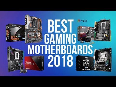 Best Z370 Atx Motherboard 2020 BEST GAMING MOTHERBOARD 2018 | TOP GAMING MOTHERBOARDS OF 2018