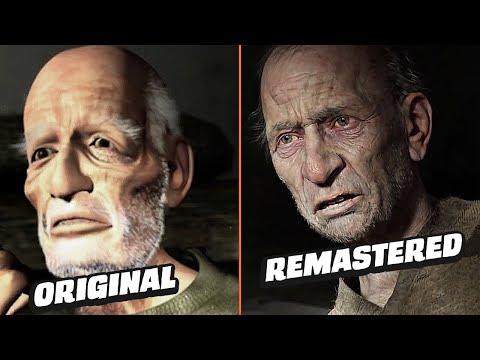 Ta en titt på nya och gamla mellansekvenser till Diablo 2 Om man anstränger sig ser man skillnaden
