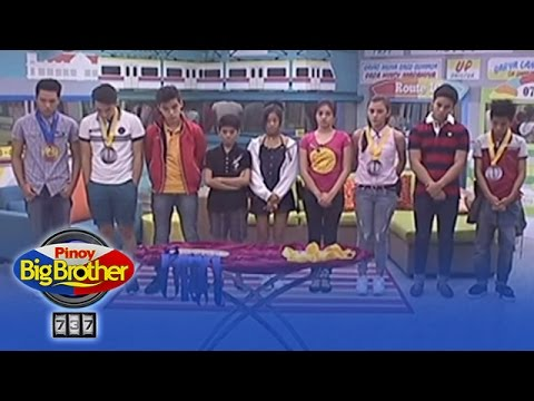 PBB 737: Face-to-face nomination