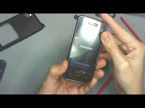 Samsung Instinct Touchscreen Replacement