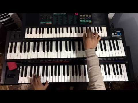 Fui muy poco para Ti /Juan Toasa ( Okey ) / Star Band Ambato - Ecuador ( cover Piano )