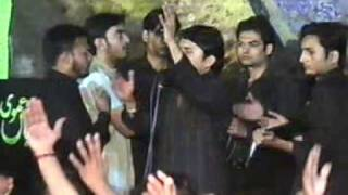 (SYED RAZA ABBAS ZAIDI) GREAT PERFORMANCE IN HYDERABAD SINDH 2008
