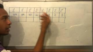 [Método Fácil] Convertir de Binario a Decimal y viceversa.