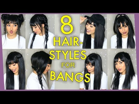 8 FALL HAIRSTYLES FOR BANGS/FRINGE – LANASUMMER – WIGENSCOUNTERS DISCOUNT