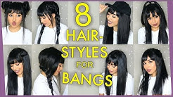 8 FALL HAIRSTYLES FOR BANGS/FRINGE - LANASUMMER - WIGENSCOUNTERS DISCOUNT