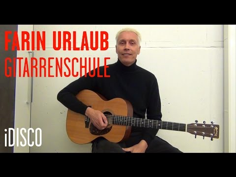 Farin Urlaub - Faszination Weltraum: iDisco (Gitarrenschule)