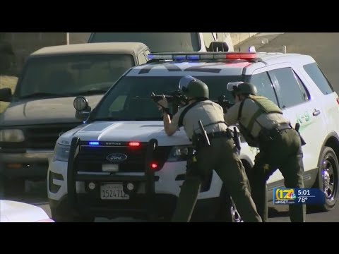 Gunman Shot By Deputies During Manhunt In East Bakersfield Identified