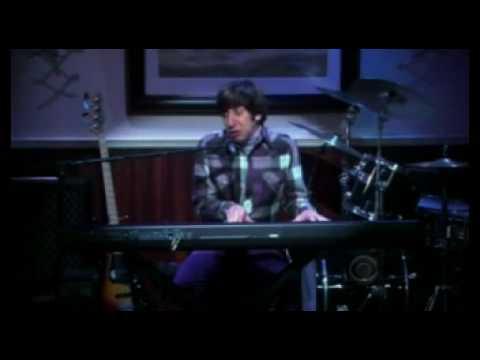 Big bang theory - Howard sings the Bernadette song