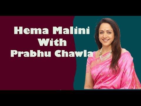 Seedhi Baat Hema Malini with Prabhu Chawla