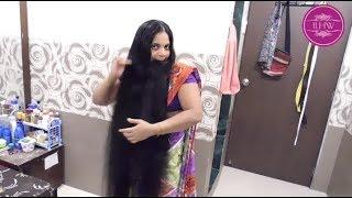 Video ILHW Model Pratibha Sensual & Elegant Hair play & Bun Making & Bun Drops download MP3, 3GP, MP4, WEBM, AVI, FLV Maret 2018