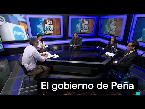 El gobierno de Enrique Peña Nieto - Sin Filtro