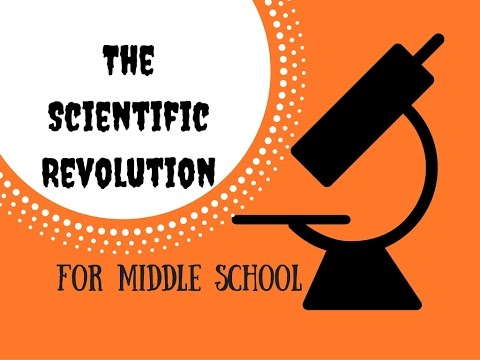 The Scientific Revolution for Middle School