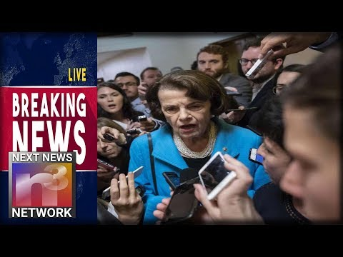 BREAKING: Feinstein STUNS Washington DC With MOST ABSURD Confession About Kavanagh Accuser