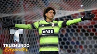 Guillermo Ochoa sigue sin tener suerte en Europa | Más Fútbol | Telemundo Deportes