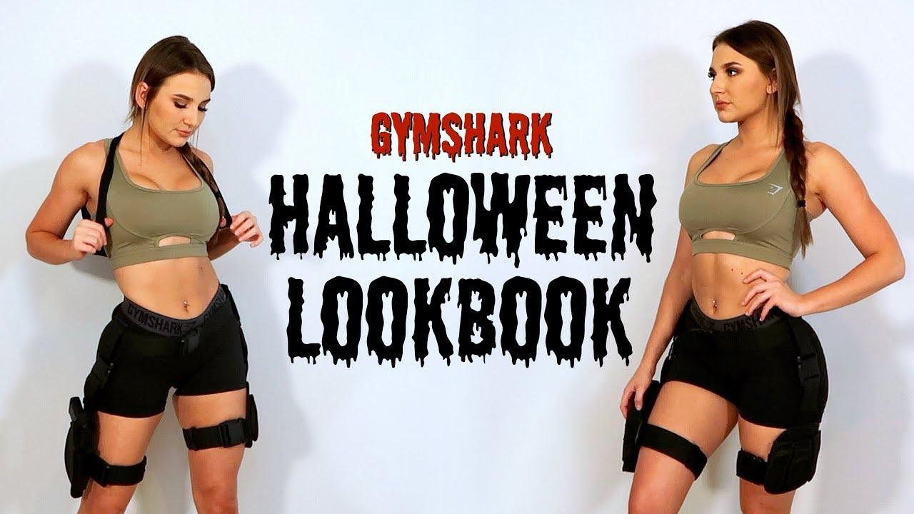 e37674bb344 DIY Gymshark Halloween Costumes