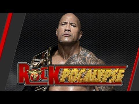 WWE Presents: Rockpocalypse - Universal - HD Gameplay Trailer