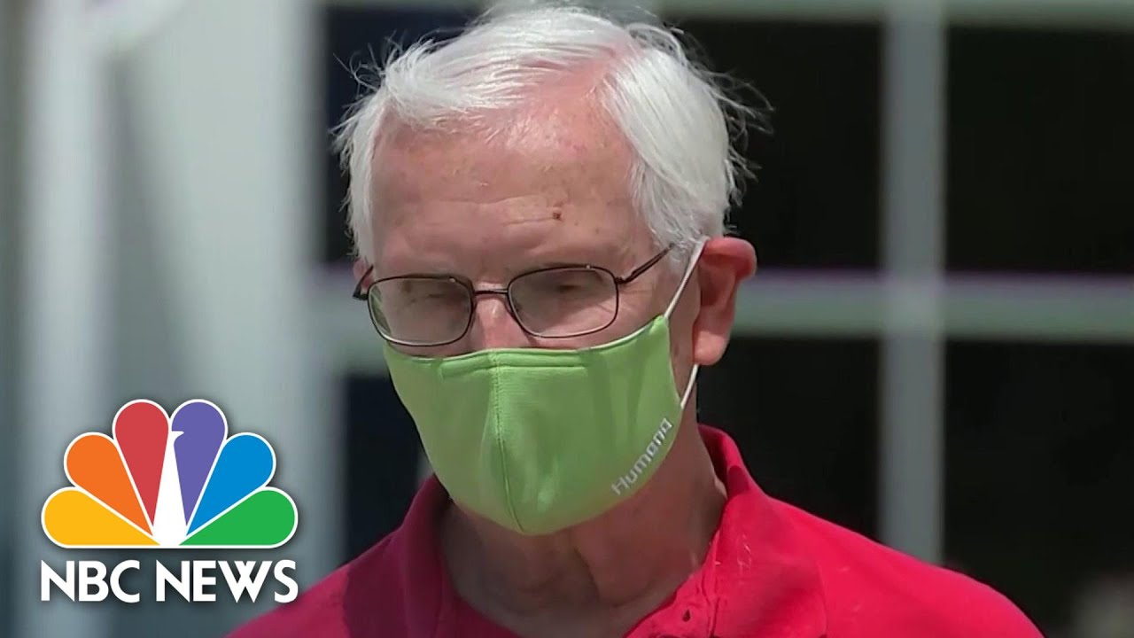 Senior Florida Voters Discuss Their Choices In The 2020 Presidential Election | NBC News NOW