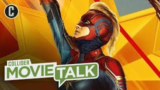 Captain Marvel Plot Details: What the New MCU Movie Is About - Movie Talk