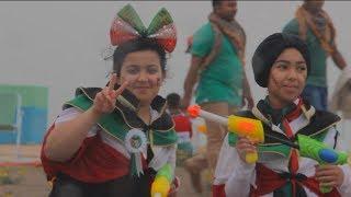 مظاهر الاحتفال بالعيد الوطني في الكويت celebration of National Day in Kuwait